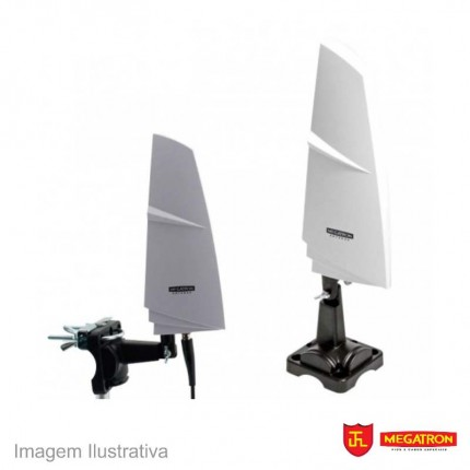 ANTENA INT.EXT.MEGATRON CRYSTAL MT005