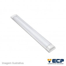41672 - LUMINARIA ECP LED ULTRA SLIM 18W 6500K