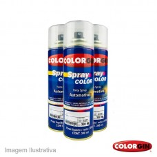 40404 - SPRAY COLORG.P/ROD.400ML/275G ALUM.55001