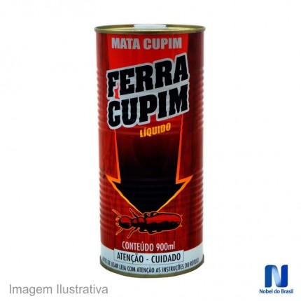 MATA CUPINS LIQ.FERRACUP.900ML NOBEL