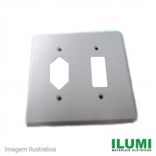 35319 - ILUMI PLACA 4X4 P/TOM.EMB+INT.1T(149F1)