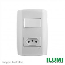 33362 - ILUMI SLIM 1INT.S+1TOM.20A C/PL.(80201)