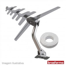 44794 - ANTENA EXT.BRASFORMA C/KIT CB.16M HD8100