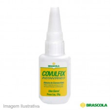 41814 - COLA INSTANT.COVULFIX 020G BRASCOLA
