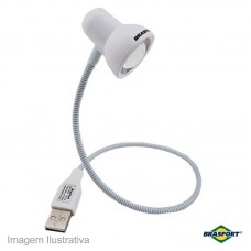39681 - LUMINARIA BRASFORT LED USB 7843