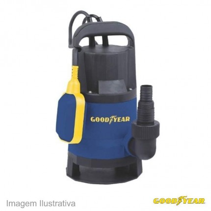 BOMBA D AGUA SUBMERS.GOODYEAR 3/4HP 220V